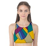 Unknown Abstract Modern Art By Eml180516 Tank Bikini Top