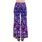 Blue purple Shattered Glass Pants
