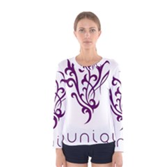 Younique Women s Long Sleeve Tee by ProductArt