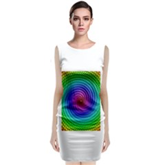 Colors Classic Sleeveless Midi Dress by SaraReneeBoutique