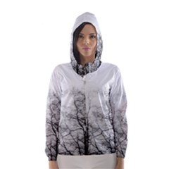 Tree Tops Hooded Wind Breaker (women)