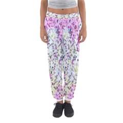 Hexagons                                                                             Women s Jogger Sweatpants by LalyLauraFLM