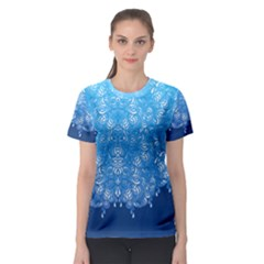 Water Creativity Women s Sport Mesh Tee by Contest2492222