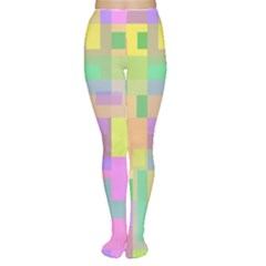 Pastel Colorful Design Women s Tights by Valentinaart