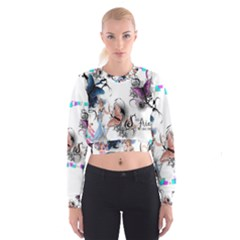 Picmix Com 5004827 Women s Cropped Sweatshirt by jpcool1979