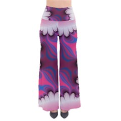 Liquid Roses Pants by TRENDYcouture
