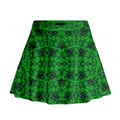 Shape (9)hjjttrrfrr Mini Flare Skirt by MRTACPANS