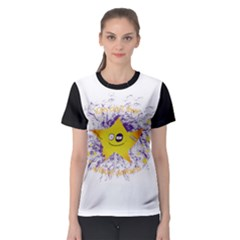 Stars Can t Shine Without Darkness Women s Sport Mesh Tee by Contest2490117