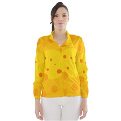 Abstract Sun Wind Breaker (women)