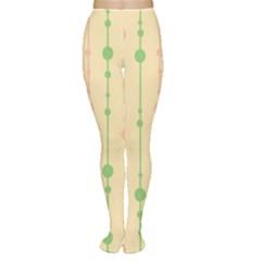 Pastel Pattern Women s Tights by Valentinaart