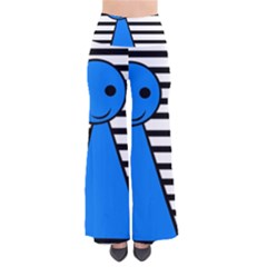 Blue Pawn Pants by Valentinaart