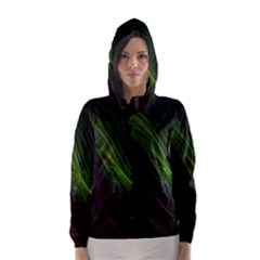 Underyourspell Hooded Wind Breaker (women)