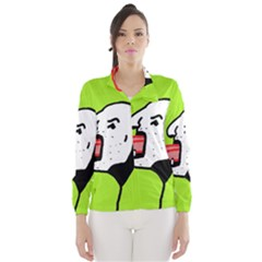 Protrusion  Wind Breaker (women)