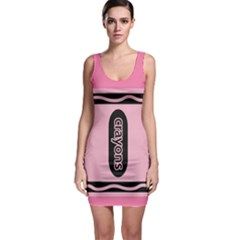 Crayola Bodycon Dress by Wanni