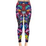 Self Love Blue Ray Healing - Woman s Winter Leggings