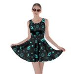 POTS Mermaid Print Skater Dress