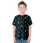 POTS Mermaid Print Kid s Cotton Tee