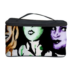 The Sanderson Sisters  Cosmetic Storage Case by lvbart