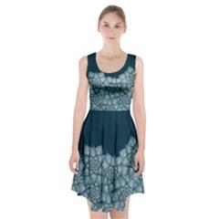 Flower Star Racerback Midi Dress by Contest2489503