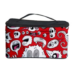 Another Monster Pattern Cosmetic Storage Case by AnjaniArt