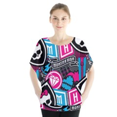 Monster High Blouse by AnjaniArt