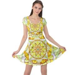 Joy   Cap Sleeve Dress by tealswan