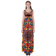 Aplomb   Empire Waist Maxi Dress by tealswan