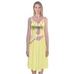 Ageless  Midi Sleeveless Dress by Contest2516792