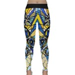 Sirian Solar Invocation Seal - Yoga Leggings