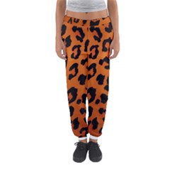 Leopard Patterns Women s Jogger Sweatpants by AnjaniArt