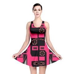 Win 20161004 23 30 49 Proyiyuikdgdgscnhggpikhhmmgbfbkkppk Reversible Skater Dress by MRTACPANS