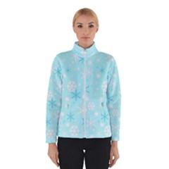 Blue Xmas Pattern Winterwear by Valentinaart