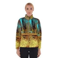 Autumn Landscape Impressionistic Design Winterwear by digitaldivadesigns