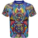 Spiritual Guide - Men s Cotton Tee View1