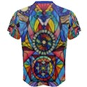 Spiritual Guide - Men s Cotton Tee View2