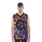 Reveal The Mystery - Men s Basketball Tank Top