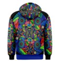 Out Of Body Activation Grid - Men s Pullover Hoodie View2