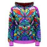 Heart Chakra - Women s Pullover Hoodie