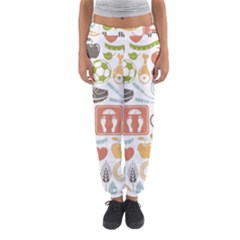 Health Habits Attitudes Hispanic Studied Sport Women s Jogger Sweatpants by AnjaniArt