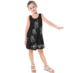 Direction Kids  Sleeveless Dress by Valentinaart