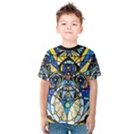 Sirian Solar Invocation Seal - Kids  Cotton Tee