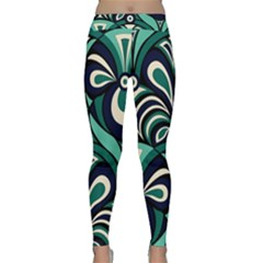 Missoni Spring Summer Classic Yoga Leggings by AnjaniArt
