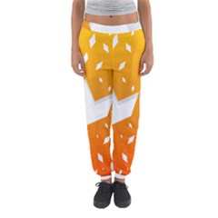 Cute Orange Copy Women s Jogger Sweatpants by AnjaniArt