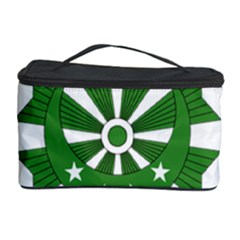 National Seal Of The Comoros Cosmetic Storage Case by abbeyz71