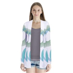 Rainbow Colors Circles Cardigans by picsaspassion
