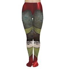 Illustration Drawing Vector Color Women s Tights