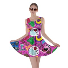 Pattern Monsters Skater Dress