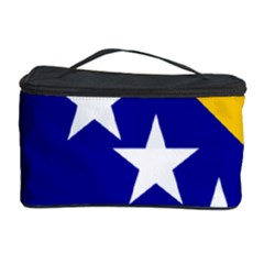 Coat Of Arms Of Bosnia And Herzegovina Cosmetic Storage Case by abbeyz71