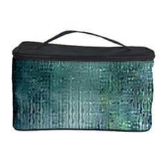 Background Texture Structure Cosmetic Storage Case by Amaryn4rt