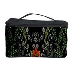 Detail Of The Collection s Floral Pattern Cosmetic Storage Case by Jojostore
